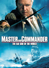 Search netflix Master and Commander: The Far Side of the World