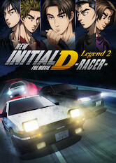 Search netflix New Initial D the Movie Legend 2: Racer