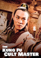 Search netflix Kung Fu Cult Master